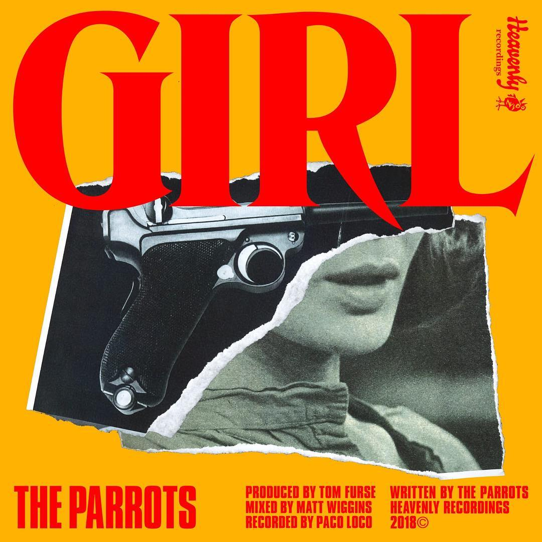 The Parrots - Girl