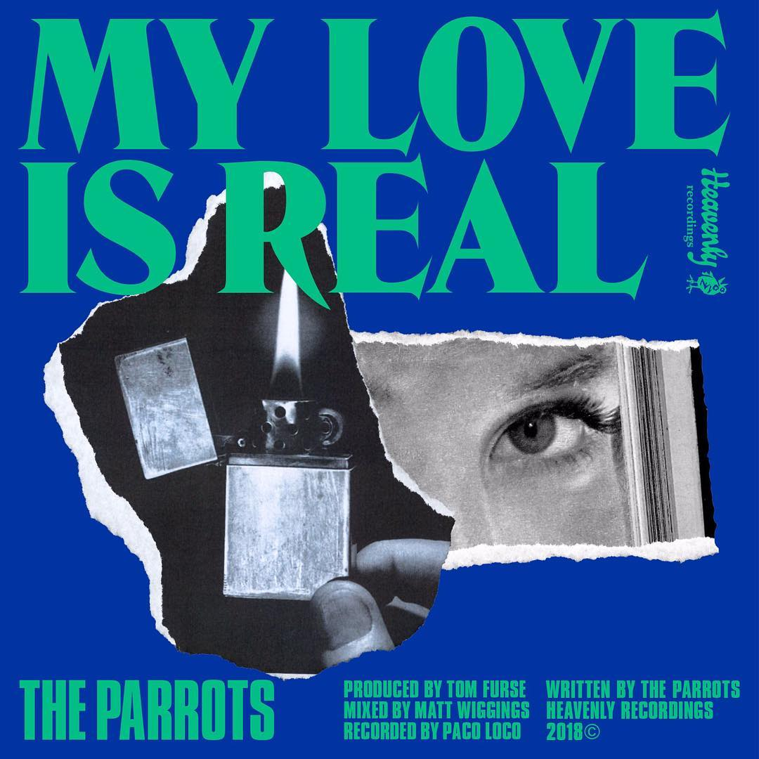 The Parrots - My Love is Real